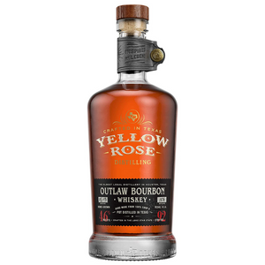 Yellow Rose Outlaw Bourbon 0.7L 46%