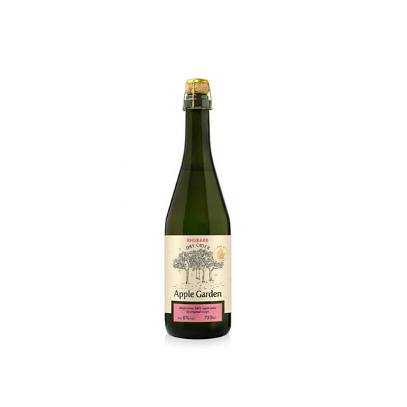 Apple Garden Rhubarb 0.750L 6%