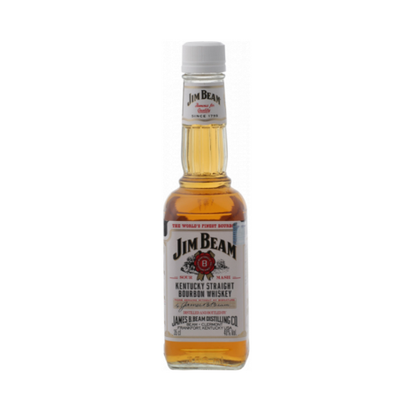 Jim Beam White 0.350L 40%