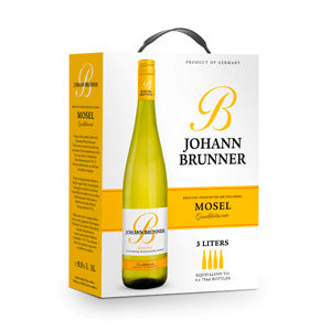 Johann Brunner Riesling Mosel (Bag-in-Box)
