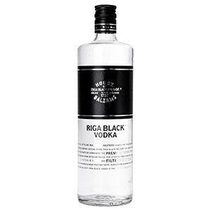 Riga Black Vodka 40% 0.7L