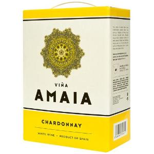 Vina Amaia Chardonnay (Bag-In-Box) 3.0L 12%