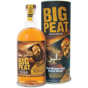 Big Peat Islay Blended Malt Scotch Whisky 0.7L 46%