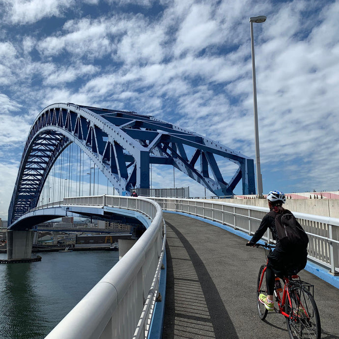 Osaka Harbour Cycling Tour