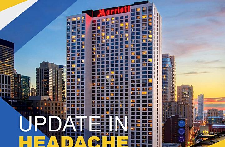 Update in Headache 2019 (Chicago, IL)