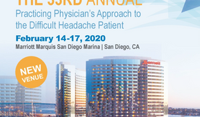 The 33rd Annual Practicing Physician's Approach to the Difficult Headache Patient (San Diego, CA)