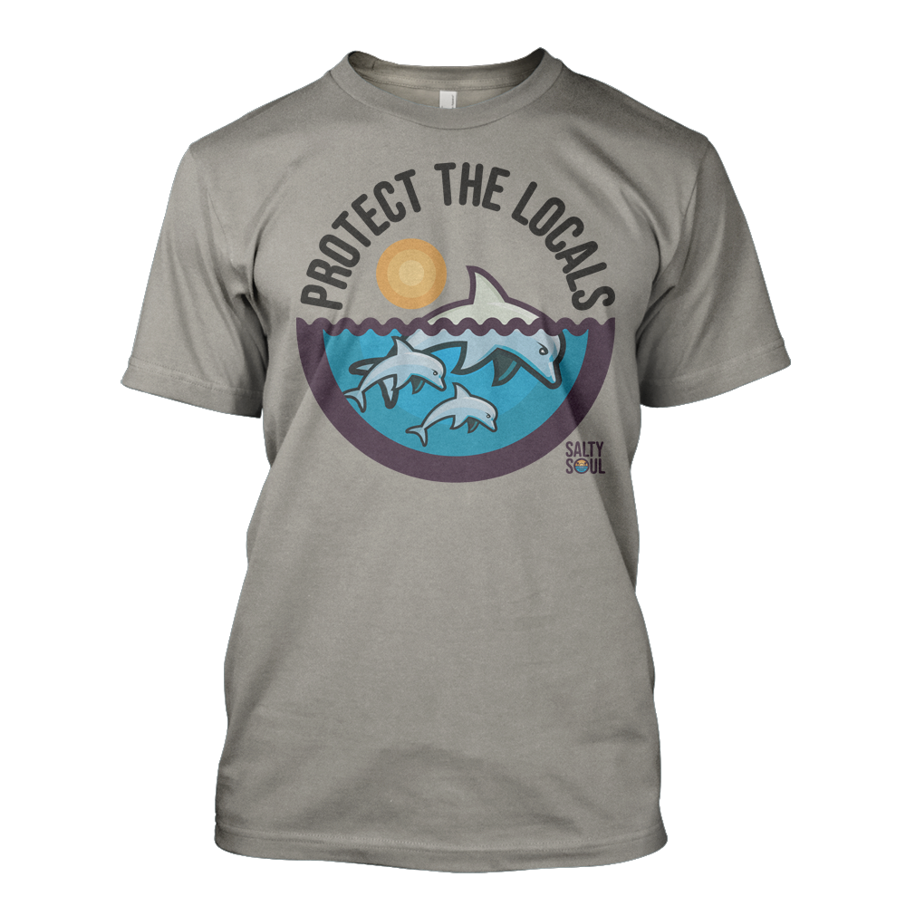 Protect the Locals Dolphin T