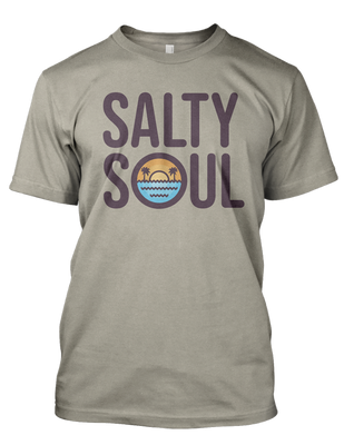 Salty Soul Logo (Dark)