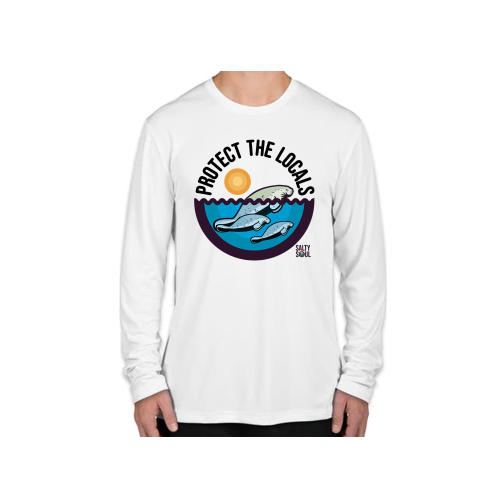 Protect the Locals - Manatee UV