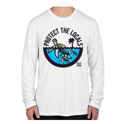 Protect the Locals - Turtle UV