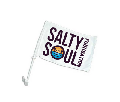 Salty Soul Foundation Flag