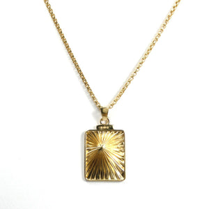 THE GOLD STAR TALISMAN Hetariki Jewellery