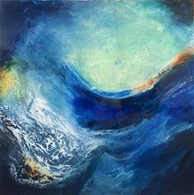 "Load image into Gallery viewer, Dancing Tide  60"" X 60"""