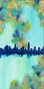 City Reflections - SOLD