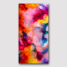 "Load image into Gallery viewer, Colors with the Rain  15"" X 30"" - SOLD"