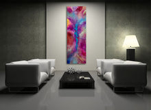 "Load image into Gallery viewer, Flowing with Whimsy 24"" X 72"" - SOLD"