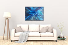"Load image into Gallery viewer, Hypnotic Pulse 30"" x 40"" - SOLD"