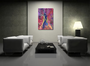 Seductive Dance - SOLD