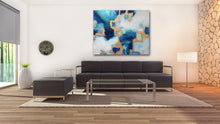 "Load image into Gallery viewer, Opulent Perplexity    48"" X 60"" - SOLD"