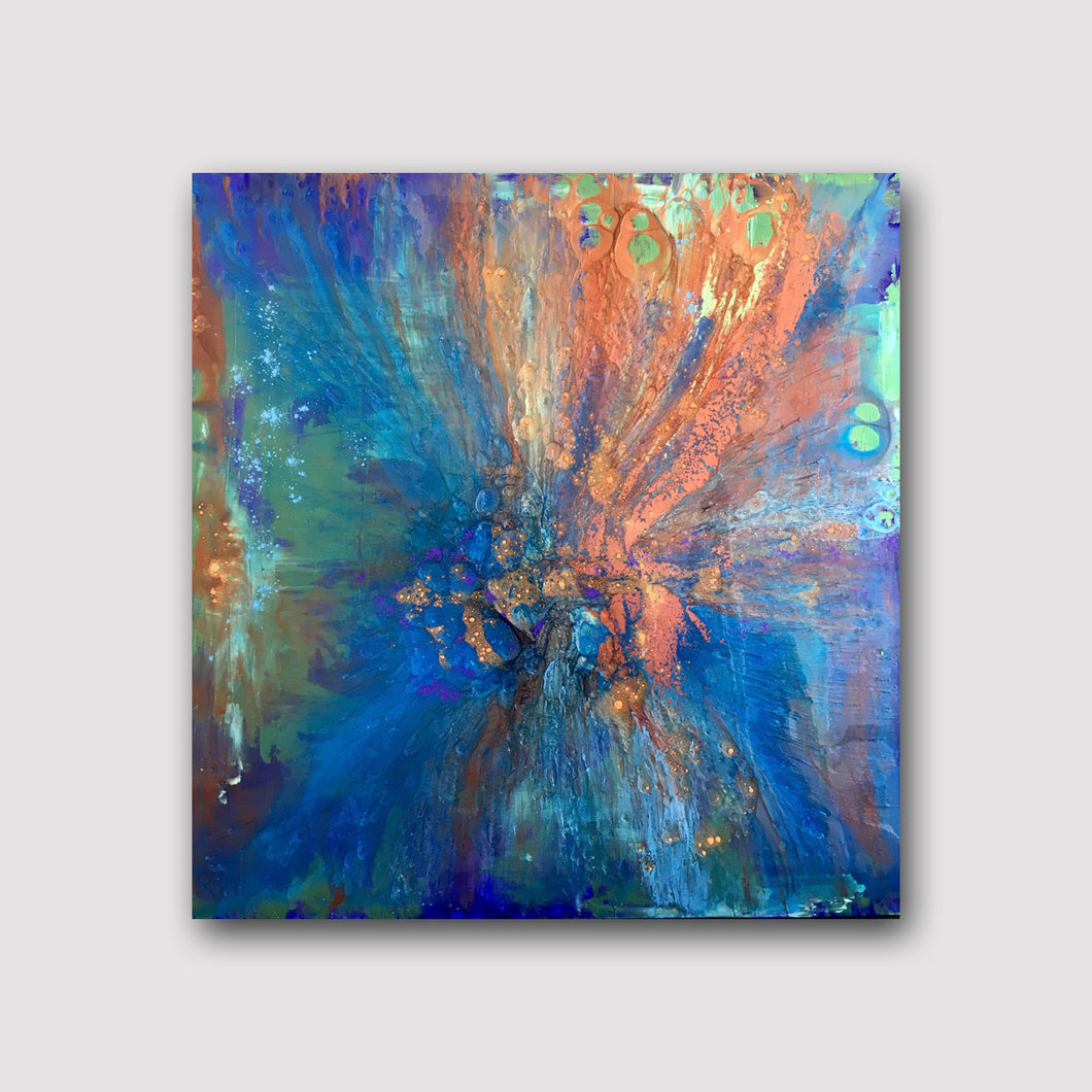 Sheer Explosion - SOLD