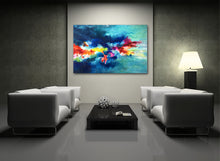 "Load image into Gallery viewer, Where I Want to Be 48"" X 72""- SOLD"