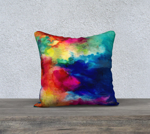 Utopia - 18 X 18 pillow