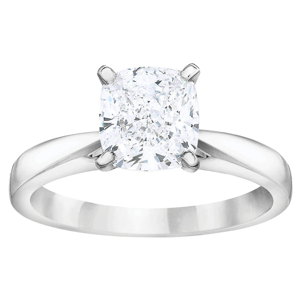 1.00ct Diamond Solitaire Ring in 18ct White Gold Solitaire Rings