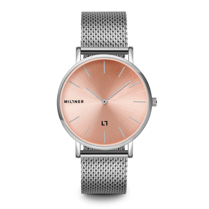 Millner Mayfair Silver Range Watches Ladies Watches