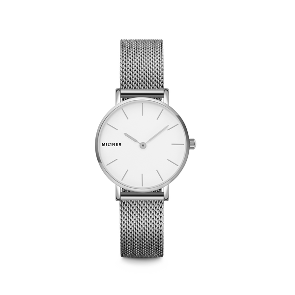 Millner Mini Silver Ladies Watches