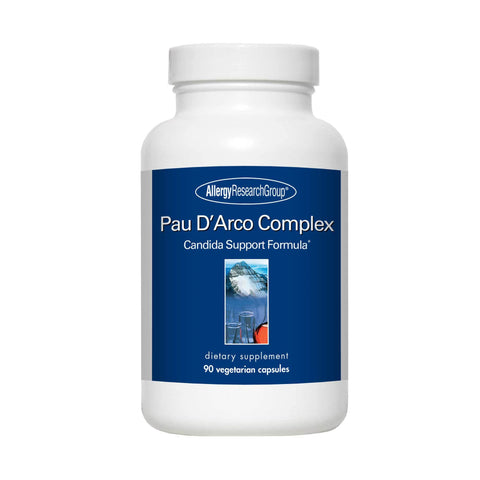 Allergy Research Group Pau D'Arco Complex Candida Support Formula