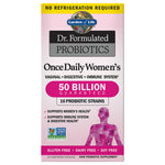 Garden of Life Dr. Formulated PROBIOTICS Once Daily Womens