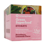 Amazing Grass Effervescent Hydrate Strawberry Lemonade