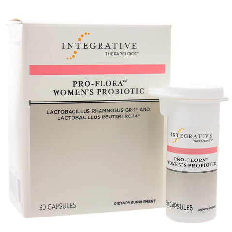Integrative Therapeutics Pro-Flora Womens Probiotic
