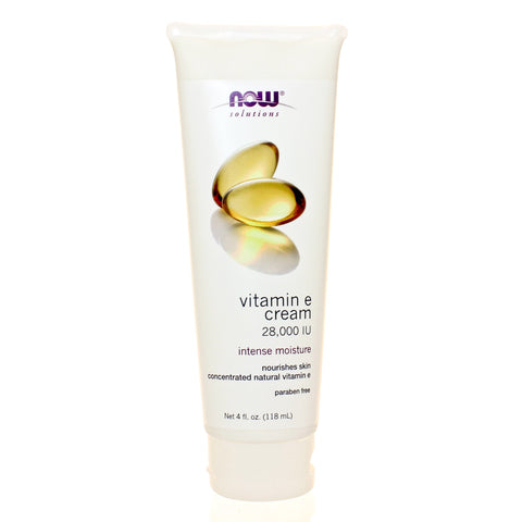 NOW Vitamin E Cream 28,000 IU 100% Natural