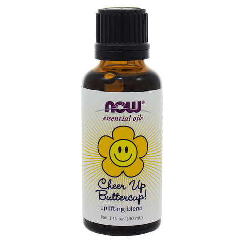 NOW Cheer Up Buttercup Uplifting Essential Oils