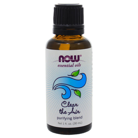 NOW Clear the Air Purifying Essential Oils