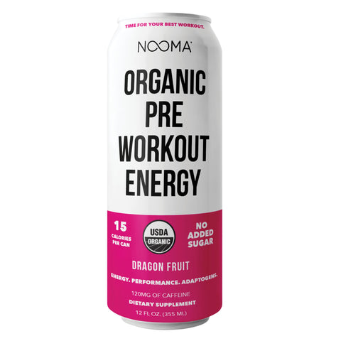 Nooma PreWorkout Drink