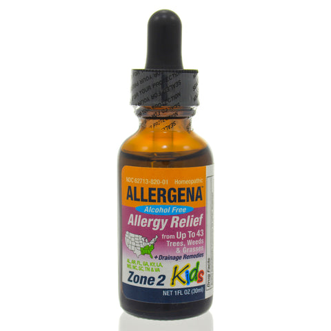 Progena Allergena For Kids