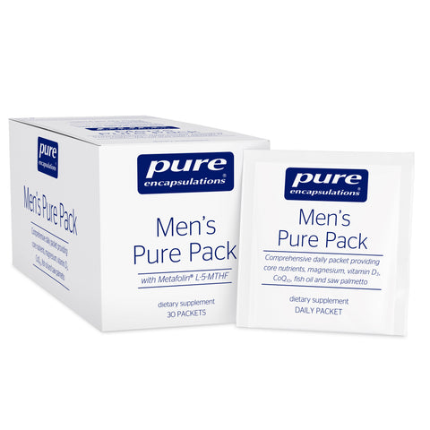 Pure Encapsulations Mens Pure Pack
