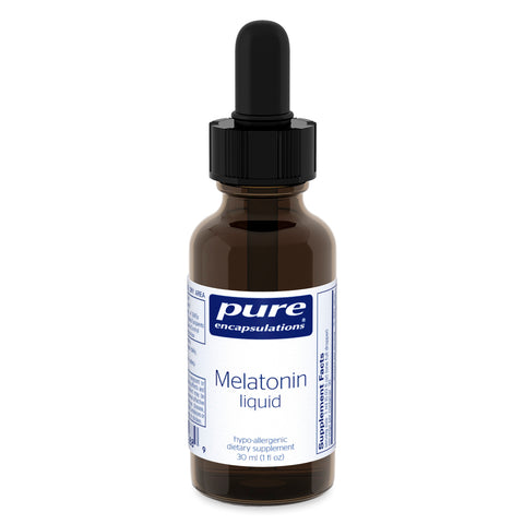 Pure Encapsulations Melatonin Liquid
