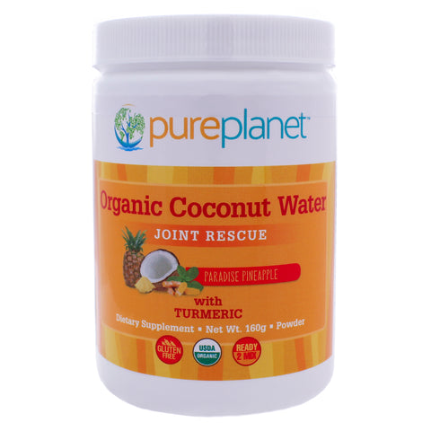 Pure Planet Organic Coconut Water Joint Rescue
