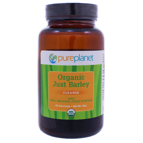 Pure Planet Just Barley Grass Juice Organic Powder