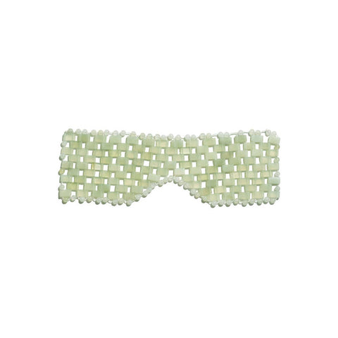 Earth Harbor Naturals Jade Eye Mask