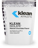 Klean Isolate Natural Chocolate Flavor