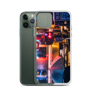 iPhone Case - Snowy night in Tokyo 01 / Exceptional Normalcy