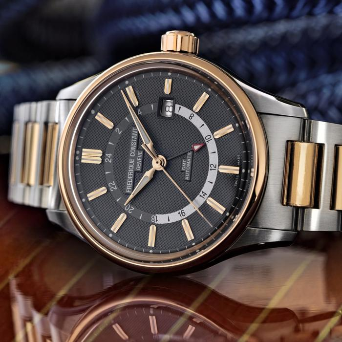 FREDERIQUE CONSTANT UNVEILS ITS FIRST YACHT TIMER GMT COLLECTION