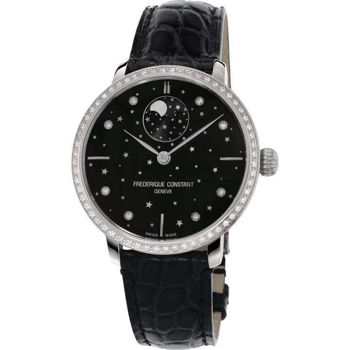 Slimline Moonphase Stars