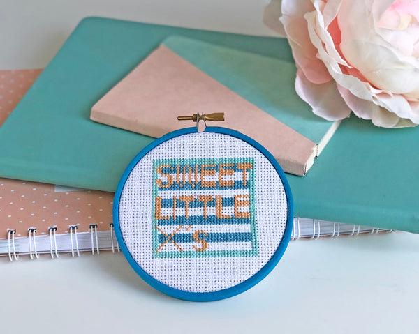 How to cross stitch - a beginners guide