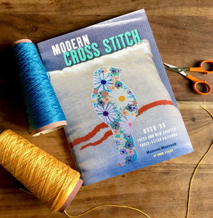Modern Cross Stitch by Hannah Sturrock
