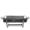 Chafing dish 1/1GN excl. gastronormbakken